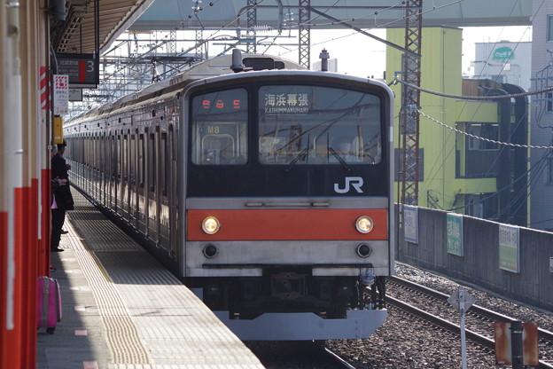205系M8編成 (4)