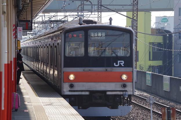 205系M8編成 (6)