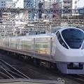 E657系K7編成 (1)