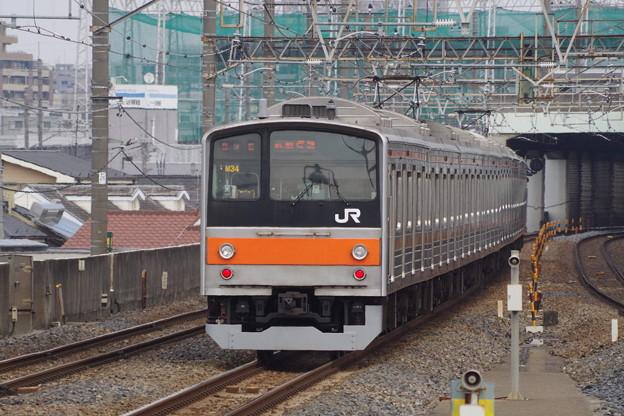 205系M34編成  (13)