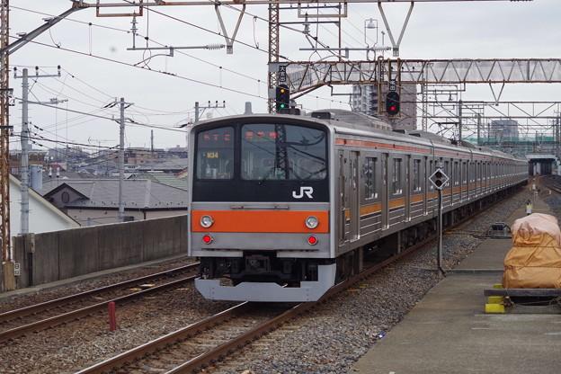 205系M34編成 (12)
