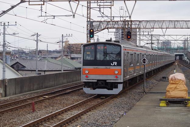 205系M34編成 (14)