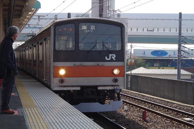 205系M21編成 (3)