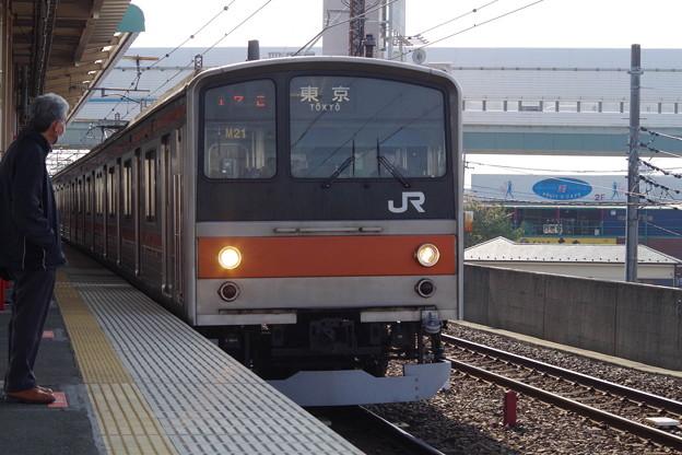 205系M21編成 (4)