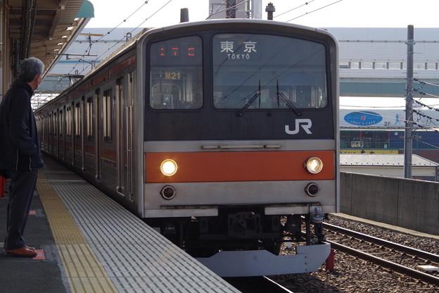 205系M21編成 (7)