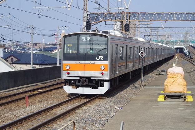 205系M21編成 (10)