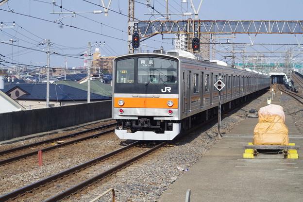 205系M21編成 (11)