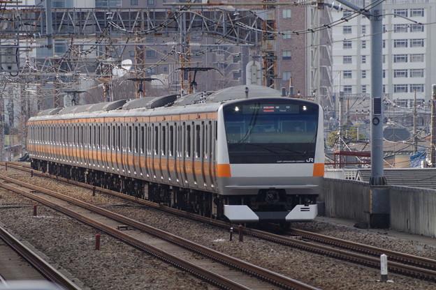 E233系T34編成  (1)