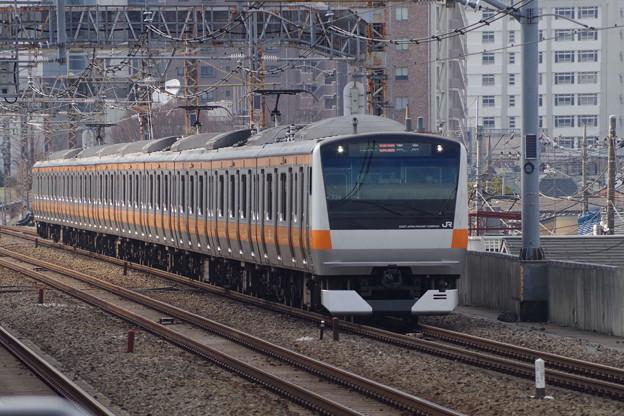 E233系T34編成  (2)