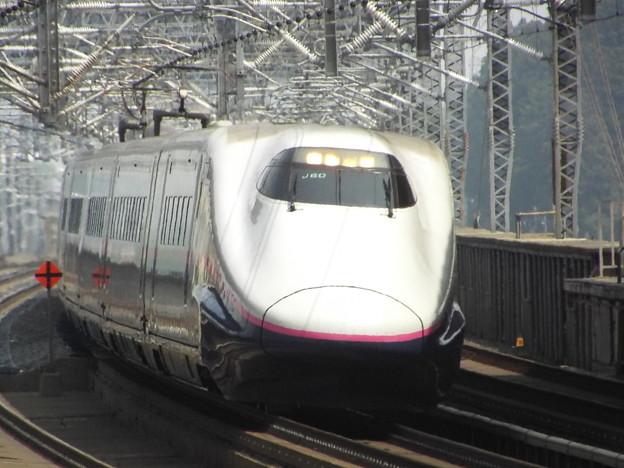 E2系J60編成+E3系L54編成  (10)