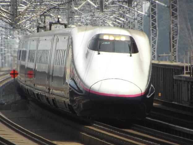 E2系J60編成+E3系L54編成  (11)