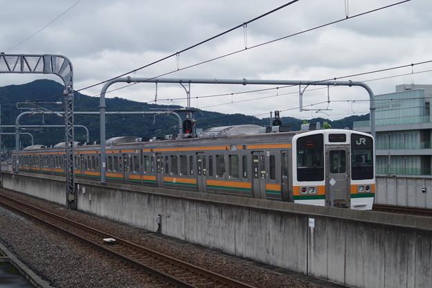 211系A61編成 (1)