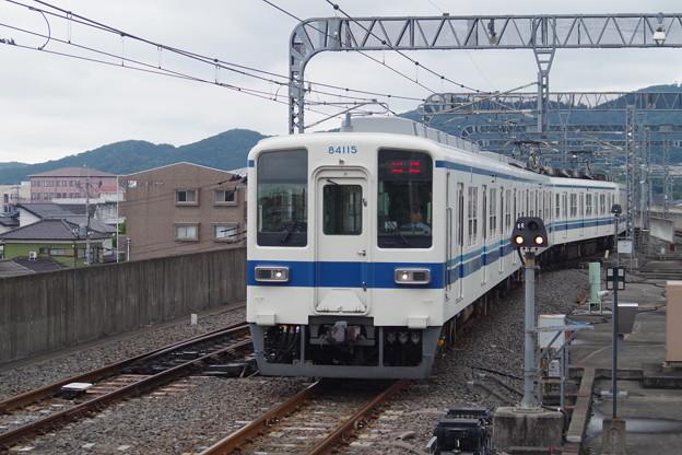 8000系81115編成 (2)