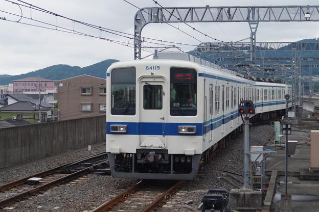 8000系81115編成 (3)