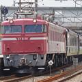 EF81 81+12系「ばんえつ物語」+EF64 1051