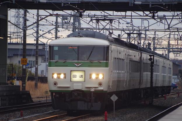 185系B3編成 (2)