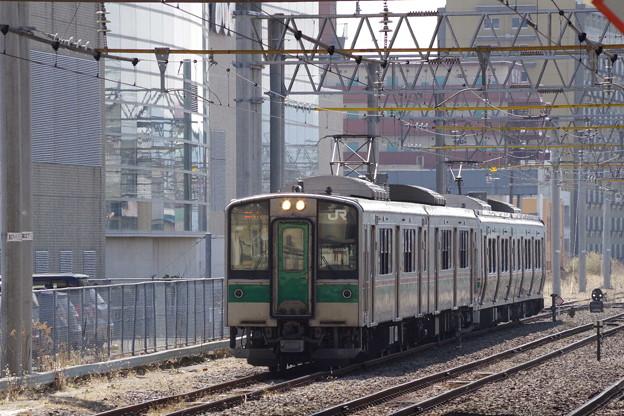 701系F2-25編成+E721系P編成 (7)