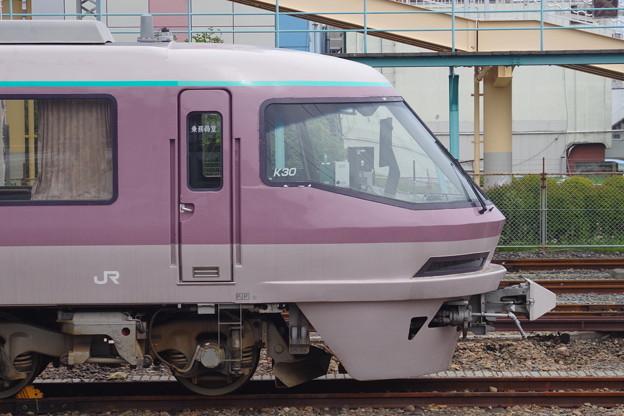 485系K30編成「リゾートエクスプレスゆう」  (4)