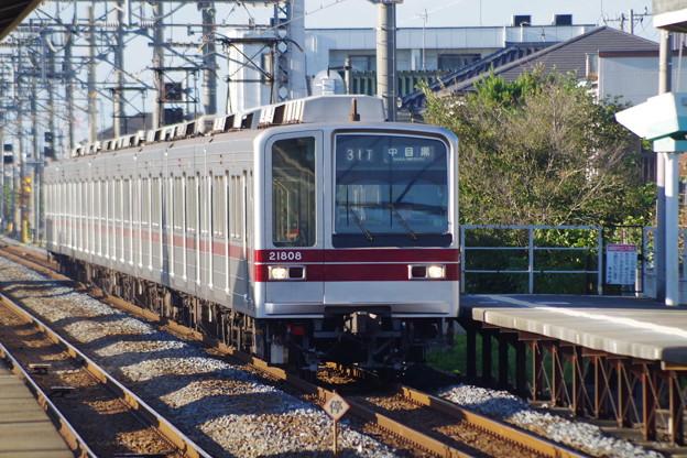 20000系21808編成 (1)