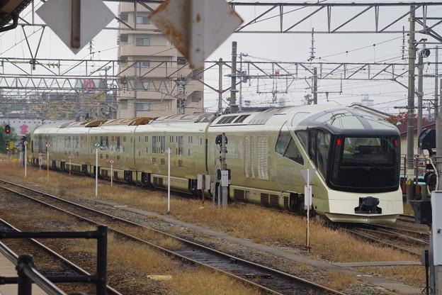 E001系「TRAIN SUITE 四季島」 (4)