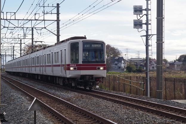20000系21812編成  (2)