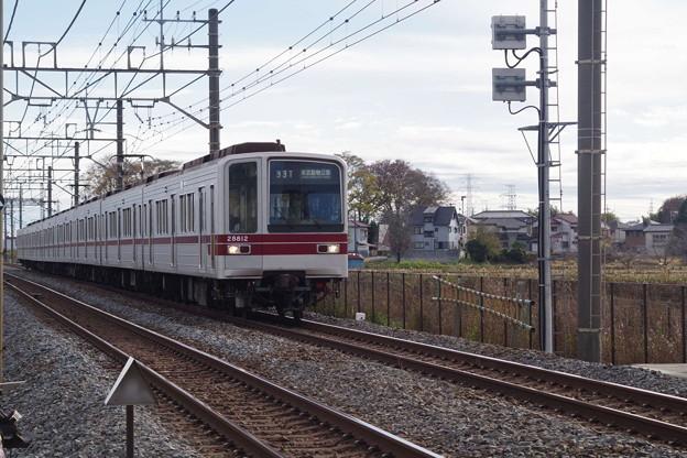 20000系21812編成  (1)