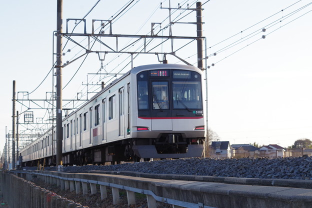 5000系5108編成 (6)