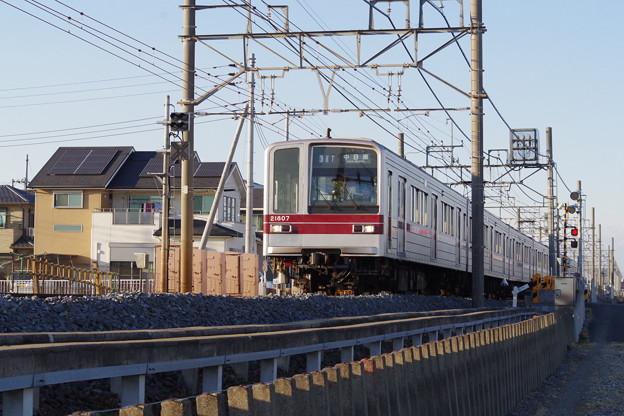 20000型21807編成 (2)