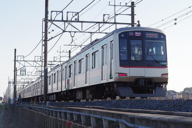 5000系5103編成 (6)