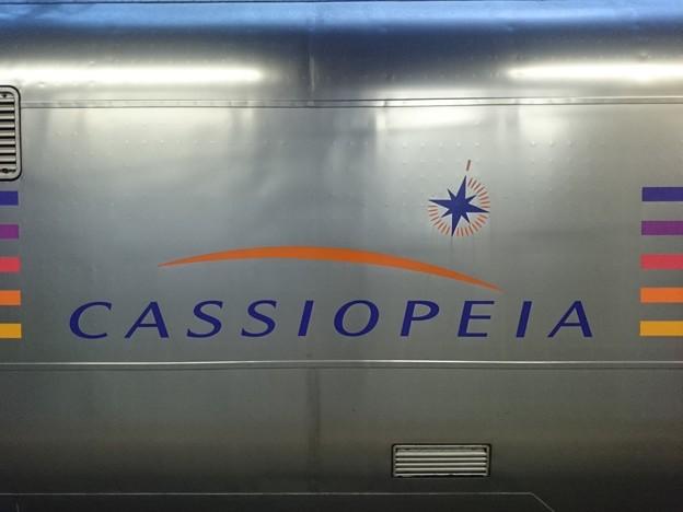 カシオペア ロゴ