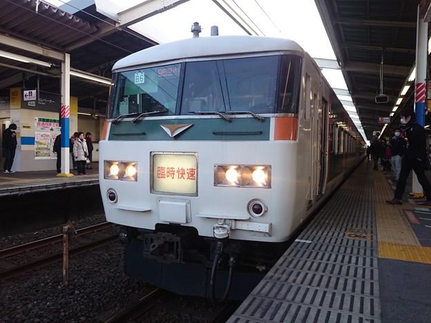 ホリデー快速鎌倉