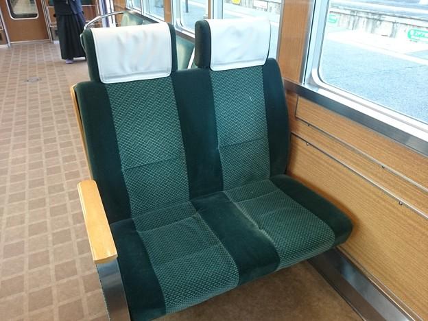 阪急 6300系 座席