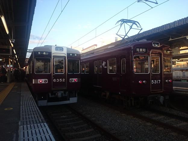 阪急 6300系&5300系