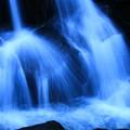 一の瀑の小滝