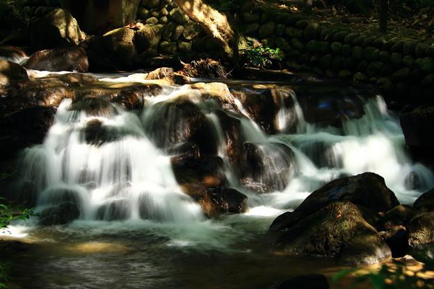 七つ滝・三の瀑