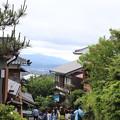 Photos: 馬籠宿にて