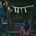 Photos: 聖天山_-祠_Rollei35_lomography100-010022