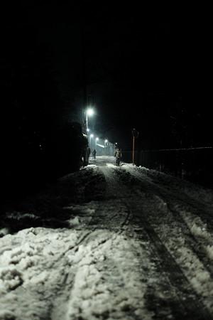 雪_夜道-5468