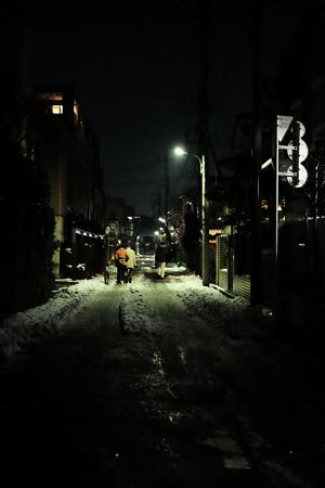 雪_夜道-5471