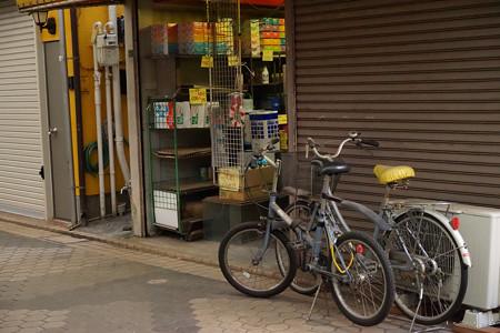 団地北商店街_自転車-01640