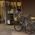 写真: 団地北商店街_自転車-01640