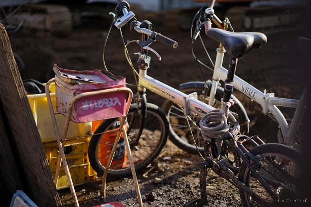 工事現場_自転車-01194