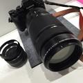Photos: XF100-400mm