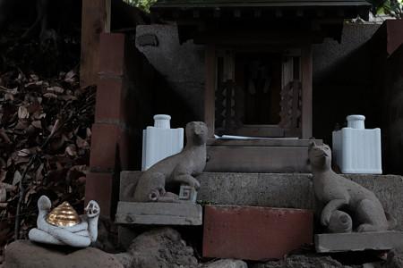 X70_-13_威光稲荷_蛇と狐-0200