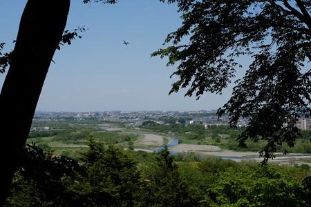 X70_滝山城_16_本丸からの眺め-0770