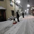写真: 大雪_そり遊び-3975