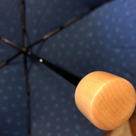 折りたたみ傘 にぎり