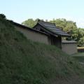 Photos: 鉢形城_02門と土塁-8462