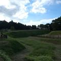 Photos: 鉢形城_08土塁と空堀-8485