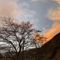 Photos: 雨上がり 丹波山の夕暮れ